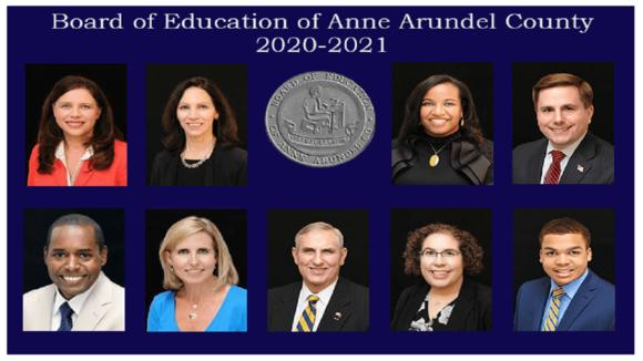 Anne Arundel Board Of Education Scheduled To Review 2021 2022