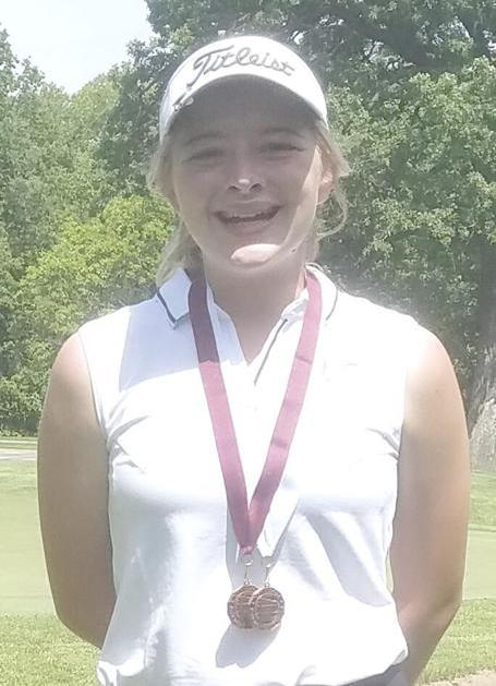 Bistodeau, Sibell qualify for state golf meet