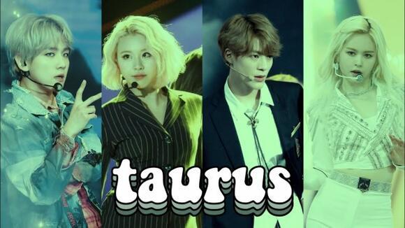 Know All The Popular K Pop Idols Born With The Zodiac Sign Taurus News Break