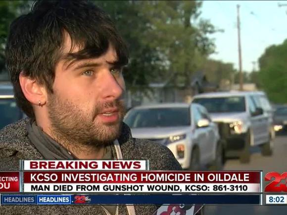Coroner identifies man shot and killed in Oildale over the weekend