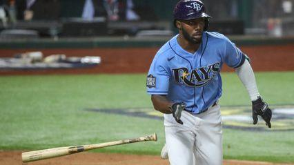 another game another postseason record for rays randy arozarena news break news break