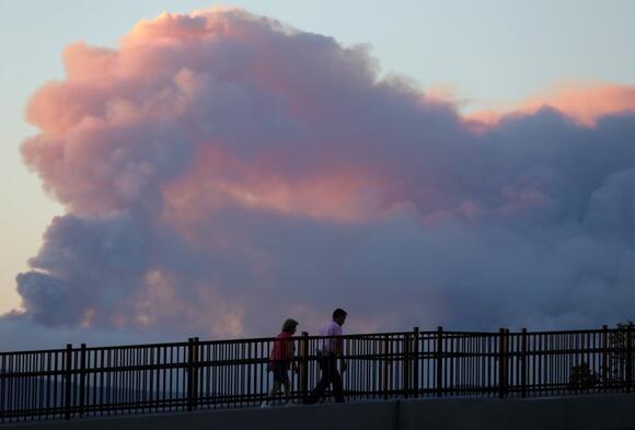 Lake Fire Evacuation Zones Road Closures Shelters News Break