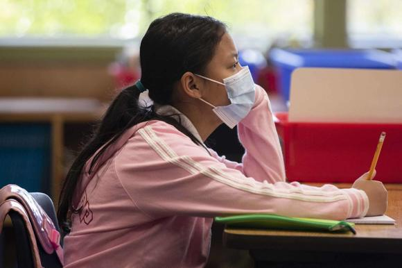 Why is California still requiring masks at school? Here's what parents and experts say