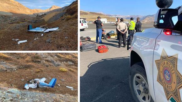 Newlyweds Couple Killed In Plane Crash Just 4 Days After Wedding In US - Tatahfonewsarena