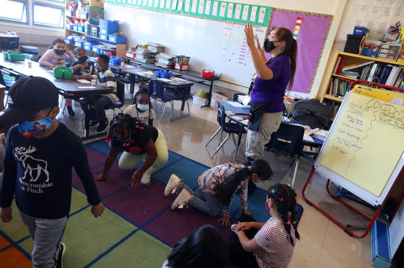 Oakland Unified says about 100 students and teachers have COVID; seven classrooms closed