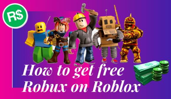 Free Robux Generator No Survey Human Verification 2020 News Break