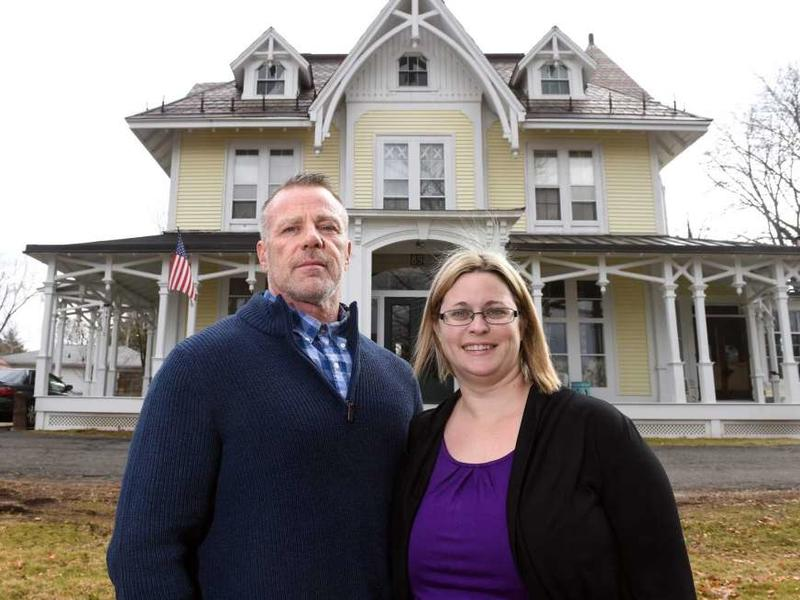 Clean And Sober Ct Contractor Rebuilds His Life Helps Others Do The Same In New Haven News Break