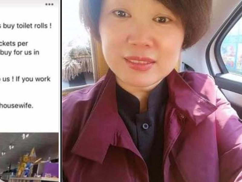 Right-Wing Facebook Pages Fall For Fake Chinese Toilet Paper Hoarder  News Break-5929