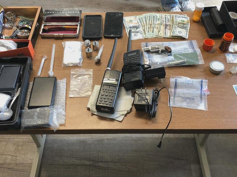 Sheriff Hayden says latest drug bust part of growing trend