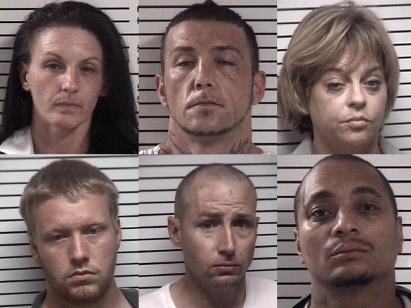 Deputies: Seven busted in methamphetamine ring | News Break