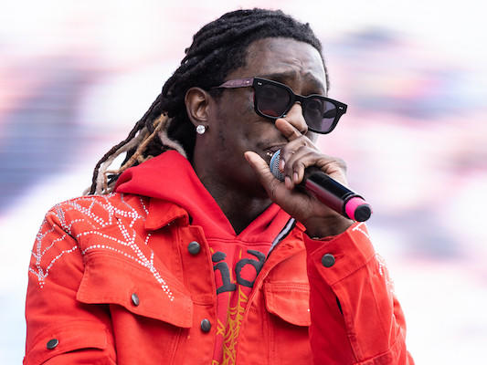 Young Thug Recorded His Slime And B Mixtape In Just One Day News Break