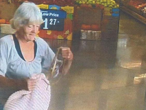 Vidor Police ask for help identifying suspect after Walmart