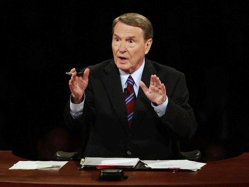 Jim Lehrer of the 'MacNeil-Lehrer Report' dies at 85 | News Break