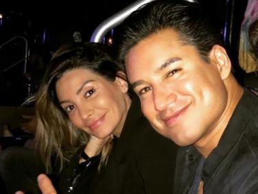 Mario Lopez Gives His Pregnant Wife Courtney The Sweetest Shout
