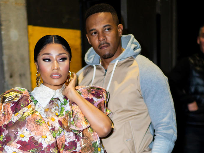 Nicki Minaj On Husband Being Covered By Media Following Carnival Incident Rappers Would Kill For This Attention