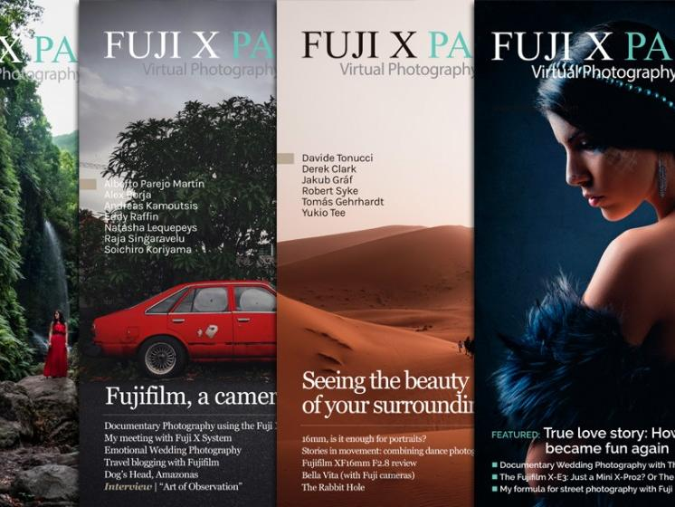Download For Free 10 Fujifilm X Passion Magazines And Fujifilm X Tips And Tricks News Break