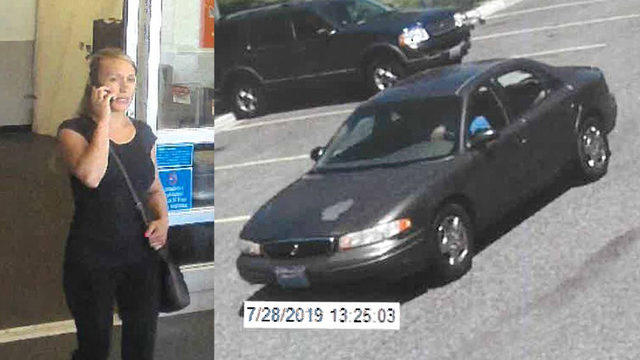 Police trying to ID woman who stole from Walmart by