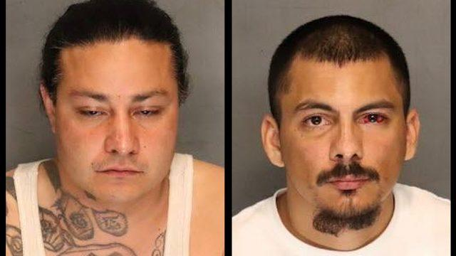 Two Salinas men arrested for attempted murder in Stockton