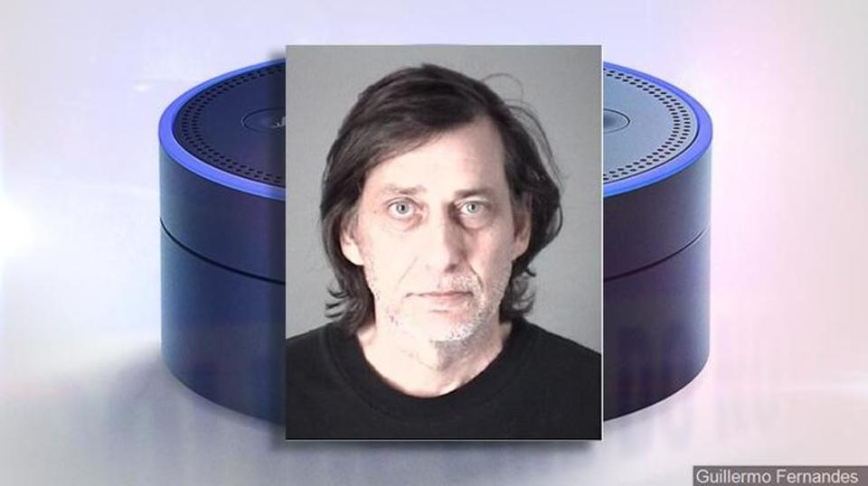 Florida man shot at Alexa device during fight, arrested