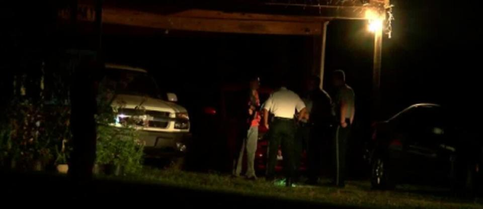 Gaston County Police searching for armed home invasion