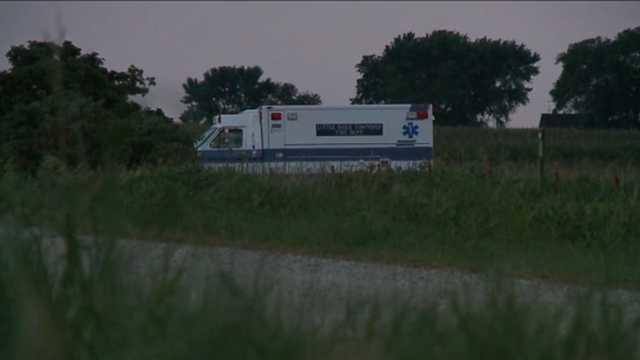 Sheriff: Body of Iowa farmer pulled from river after search