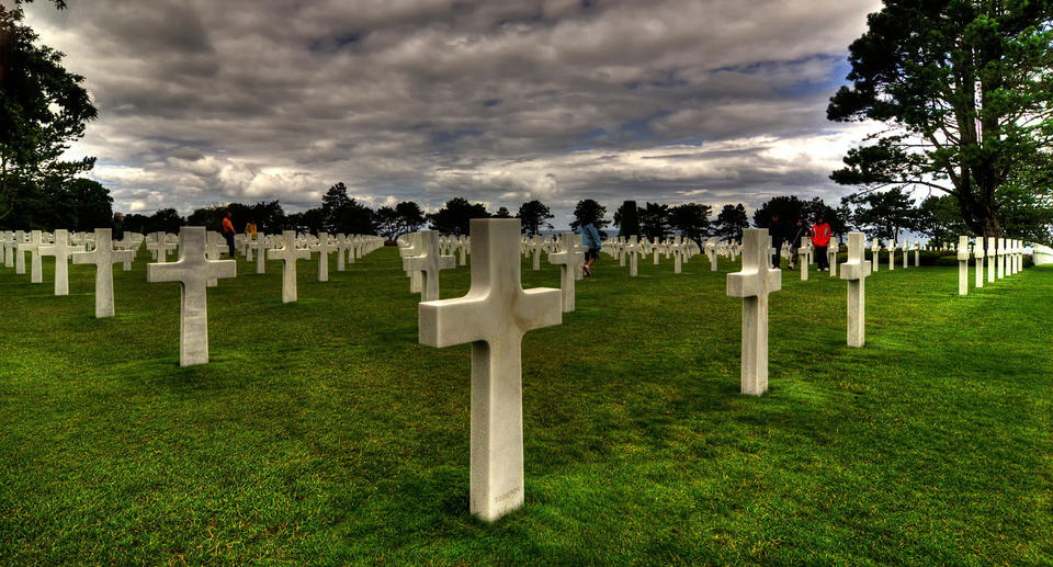 D-Day Remembrance — An Unusual Ghost Story