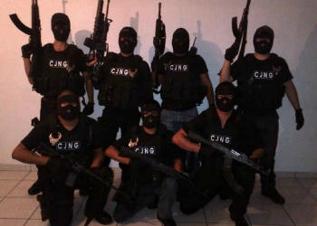 The School of Terror: Inside a Jalisco Cartel Training Camp in