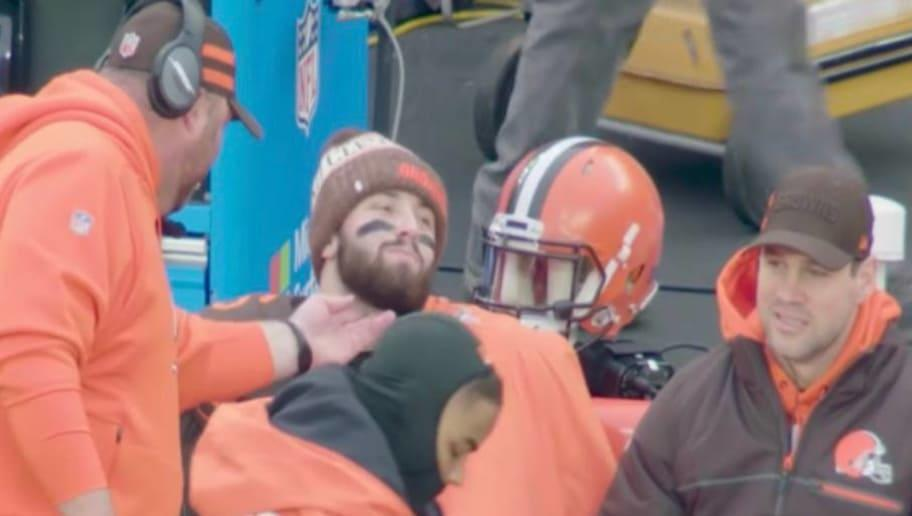 VIDEO: Fans Start GoFundMe to Help Pay for Baker Mayfield's