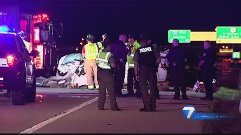Woman identified in I-675 deadly wrong-way crash in Beavercreek