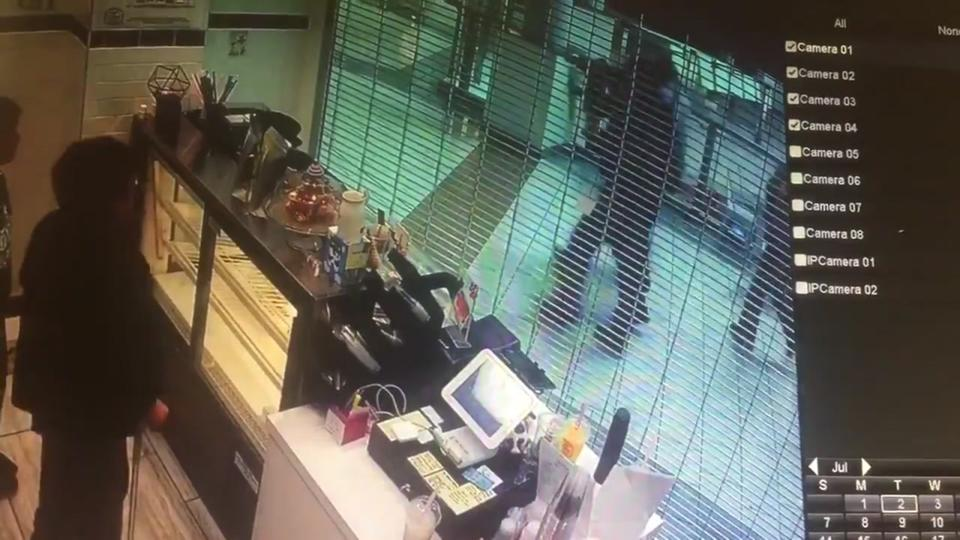 Video shows SWAT, terrified crowds during San Bruno mall