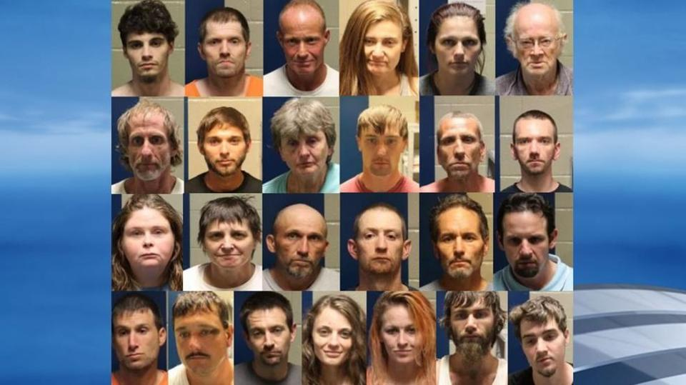 28 arrested in TBI drug, gang bust following surge in Hardin County