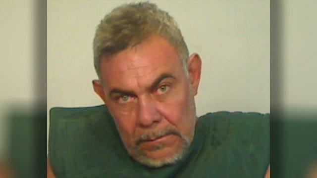 Florida man threatens co-workers with fillet knife before stripping naked, passing out