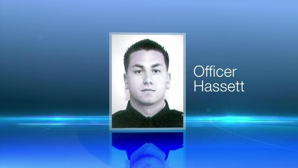 Buffalo police officer no longer allowed to testify on his own