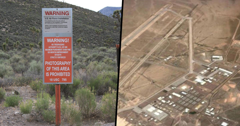 Man Trying To Trespass Area 51 Shot Dead, Warning For Those Willing