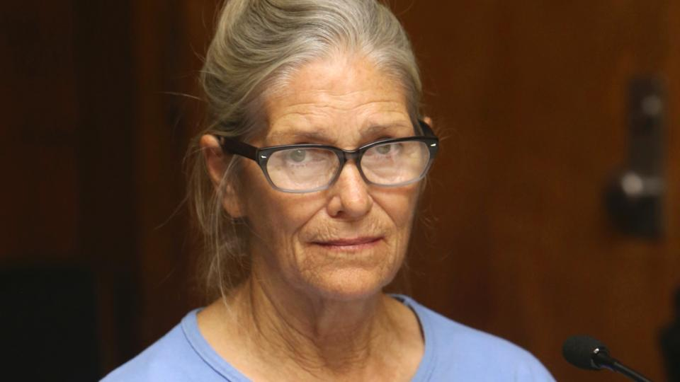 California governor won't free Manson follower Van Houten
