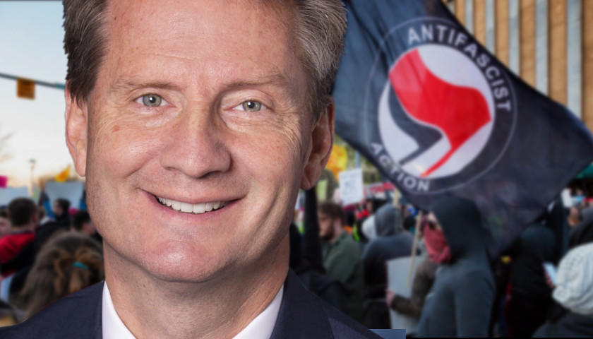 Tim Burchett of Tennessee Reportedly Files Bill Going After Antifa