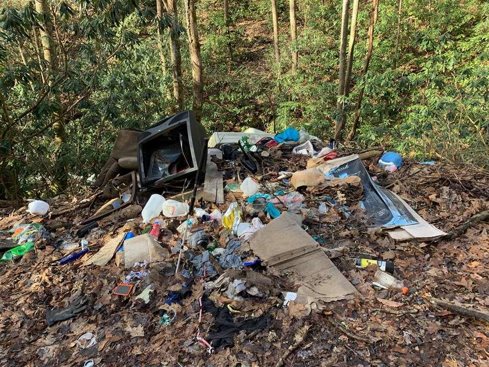 Citizens lead effort to clean up Blue Hole on Saturday