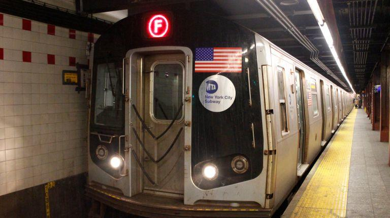 Person hit by F train in Brooklyn, MTA says | News Break