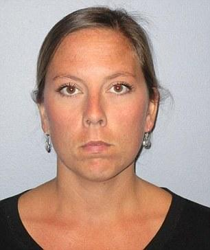 Married mother-of-two teacher, 29, pleads NOT guilty to classroom sex with her 17-year-old student who said he 'tried to hill himself after the affair'
