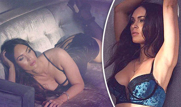 Megan Fox Bares All In Naughty Striptease Video