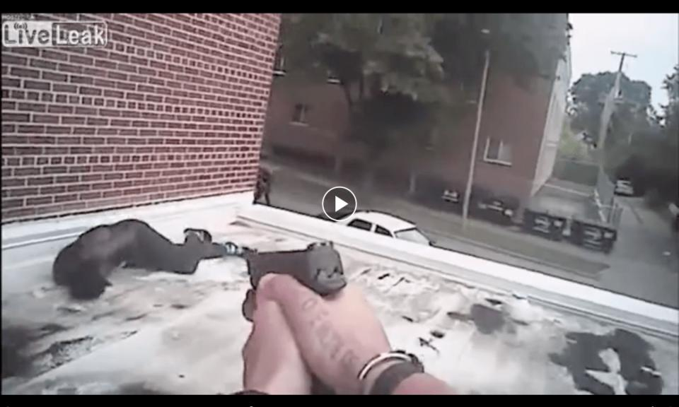 Bodycam shows cop WRONGFULLY SHOOTING a 19 year old teen