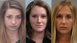 Oklahoma teacher, 22, charged with rape after allegedly having sex with underage boy