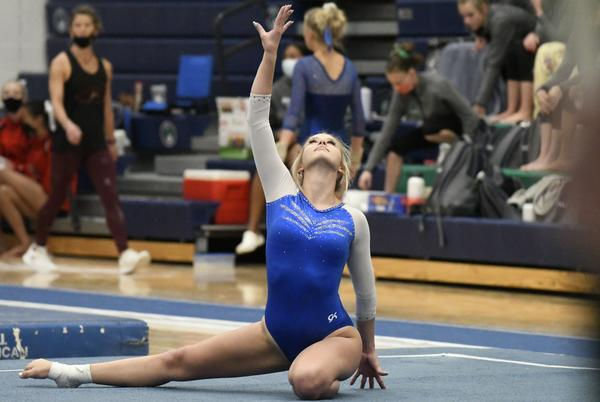Picture for Gymnastics: Niwot, Broomfield and Legacy enjoying return to normalcy
