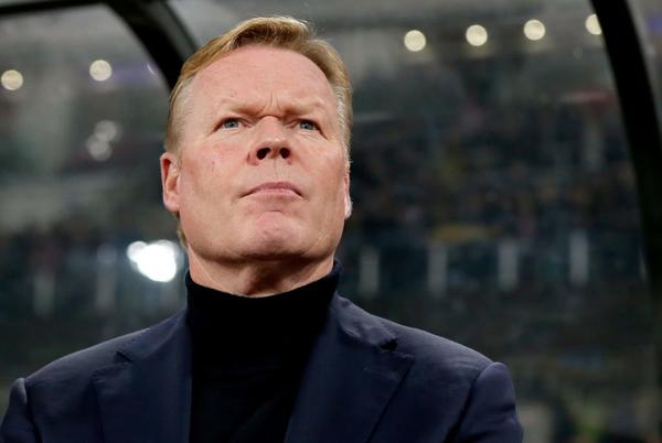 Picture for Newcastle suggested as potential suitor for Ronald Koeman after Barcelona exit, by ex-England international