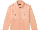 Picture for Alanui Suede Military Shirt Jacket Slim-Fit L