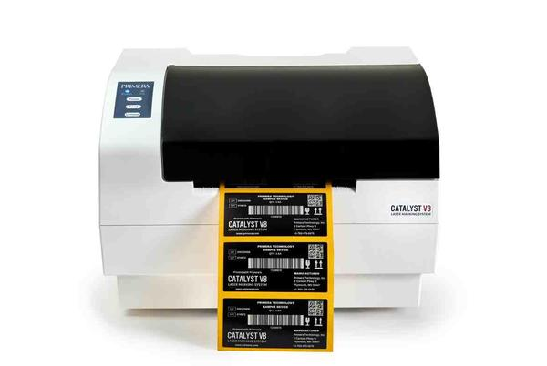 Picture for Primera Announces the Catalyst Laser Label Marking System