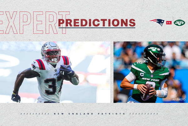 Picture for Expert Predictions: Week 2 picks for Patriots at Jets
