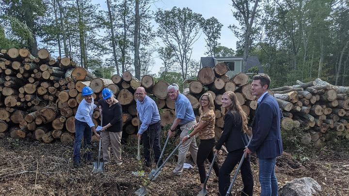 Cover for Habitat for Humanity Breaks Ground in Westport [TOWNSQUARE SUNDAY]