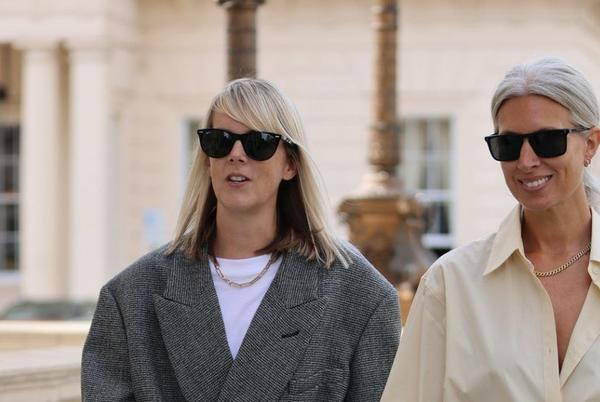 Picture for The Best Street Style From London Fashion Week Spring 2022