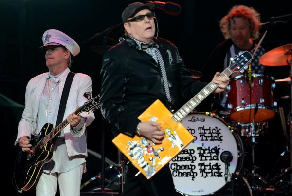 Picture for NYS Fair concert guide: Joan Jett and Cheap Trick to rock Labor Day (Monday, Sept. 6)